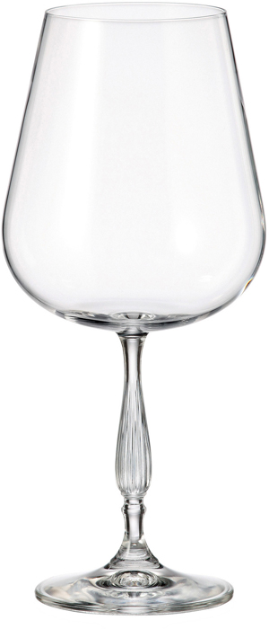 Набор бокалов для вина Crystalite Bohemia Scopus/Evita, 670 мл, 6 шт