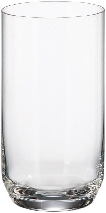 Набор стаканов для виски Crystalite Bohemia Ines, 400 мл, 6 шт