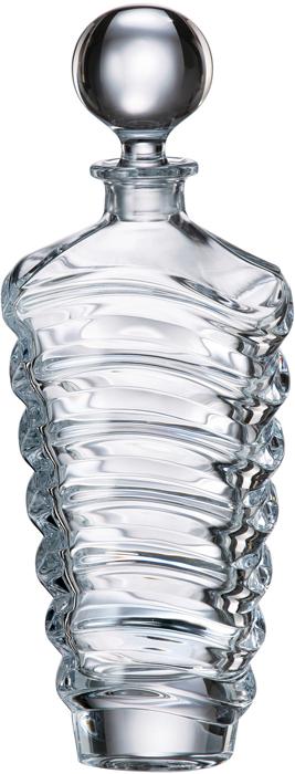 Графин Crystalite Bohemia Wave, 750 мл цены