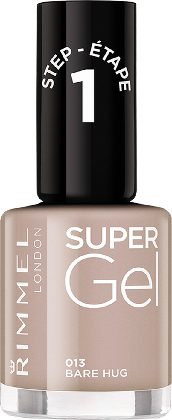Гель-лак для ногтей Rimmel Super Gel, тон 013, 8 мл лак для ногтей rimmel 65 seconds тон 455 8 мл