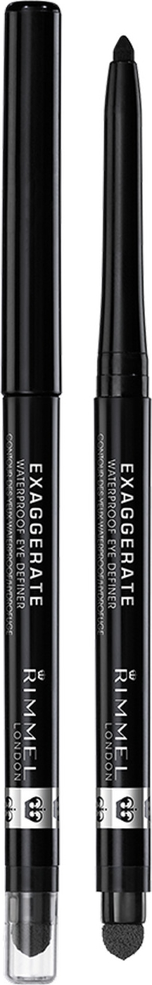 Карандаш для глаз Rimmel Exaggerate Waterproof Eye Definer, автоматический, тон 262, 0,28 г9771412Точность жидкой подводки и лёгкость карандаша. Рекомендуем!
