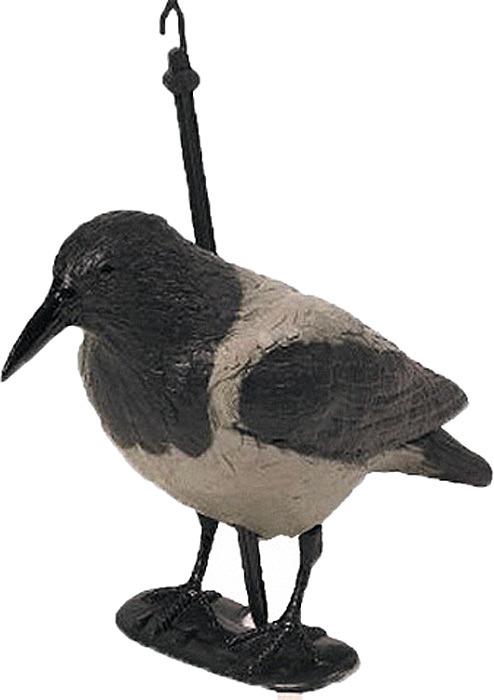 Чучело Birdland Ворон, 7341S, на опоре
