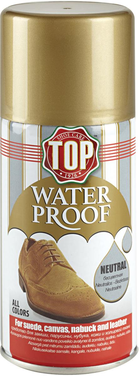 Водоотталкивающее средство TOP Water Proof, 200 мл