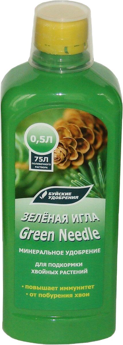 Удобрение Буйские Удобрения Чудо спрей, для подкормок, концентрат, 500 мл удобрение жк для открытого грунта для хвойных растений канис