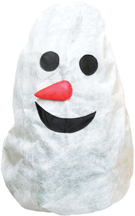 Укрывной материал Комплект-Агро Сказка. Снеговик, 190 х 130 см4607049642688Изготовлен из нетканного материала спанбонд. Защищает от морозов, солнечных ожогов, грызунов. Пропускает воздух, не отсыревает, быстро сохнет, не гниет. Предотвращает переувлажнение.