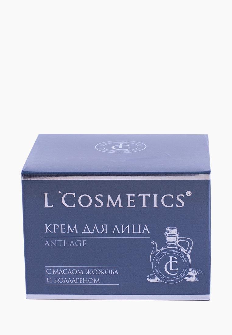Крем для ухода за кожей L'Cosmetics 4304 Крем для лица «Anti age» с маслом жожоба и коллагеном 50 мл L'Cosmetics