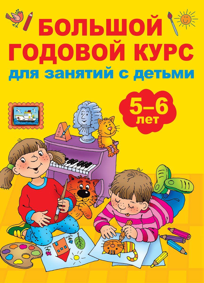 Большой годовой курс для занятий с детьми 5-6 лет шсг 5 6 лет полный годовой курс для занятий с детьми