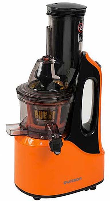 лучшая цена Соковыжималка Oursson JM7002/OR, Orange