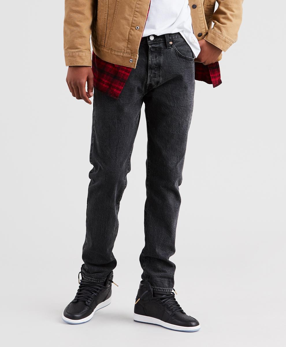 Джинсы Levi's levi's® джинсы из голубого денима 501® levi's®original fit