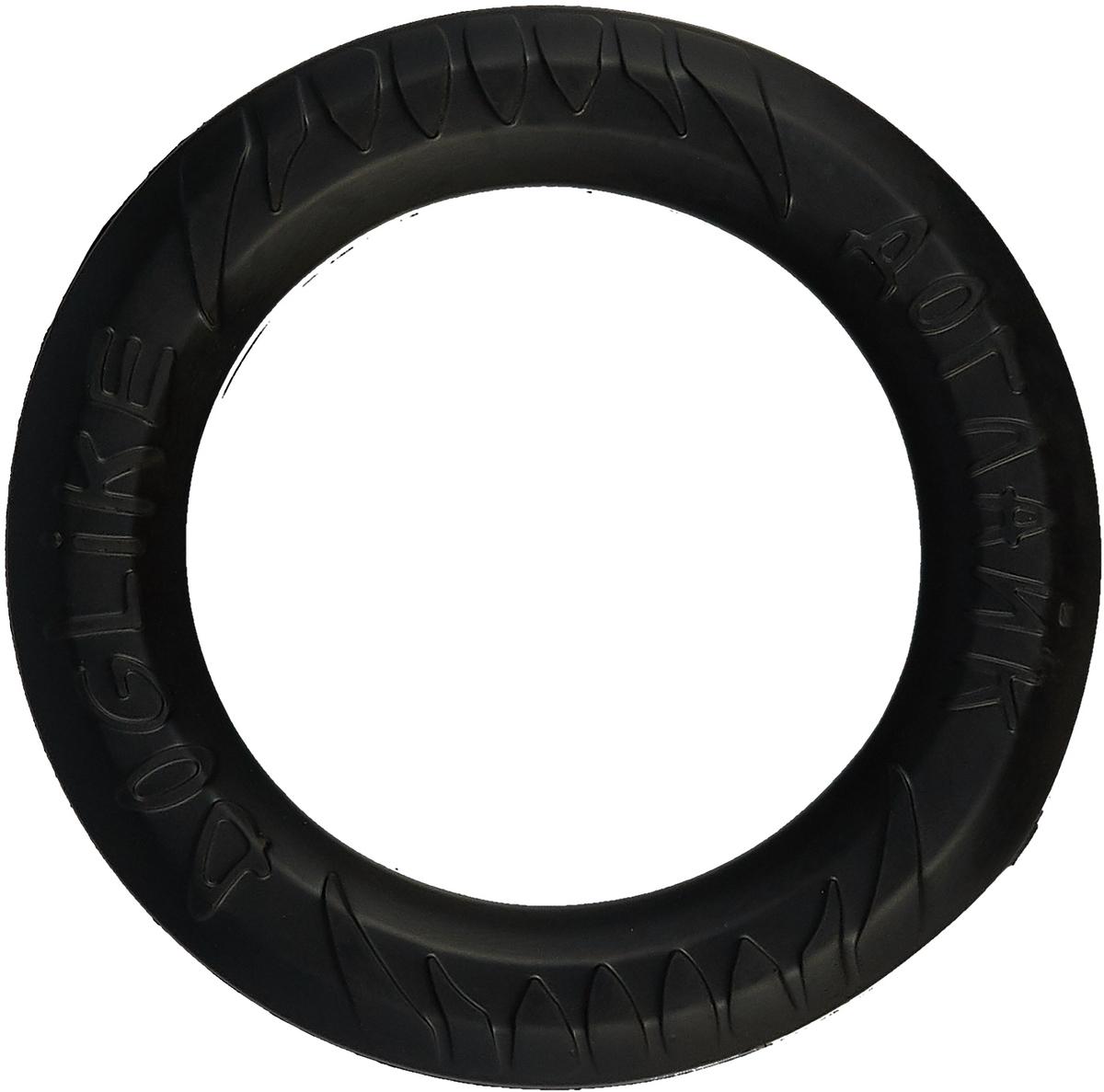 """Снаряд Каскад """"Tug & Twist DL"""", для дрессировки собак, малый, цвет: черный"""