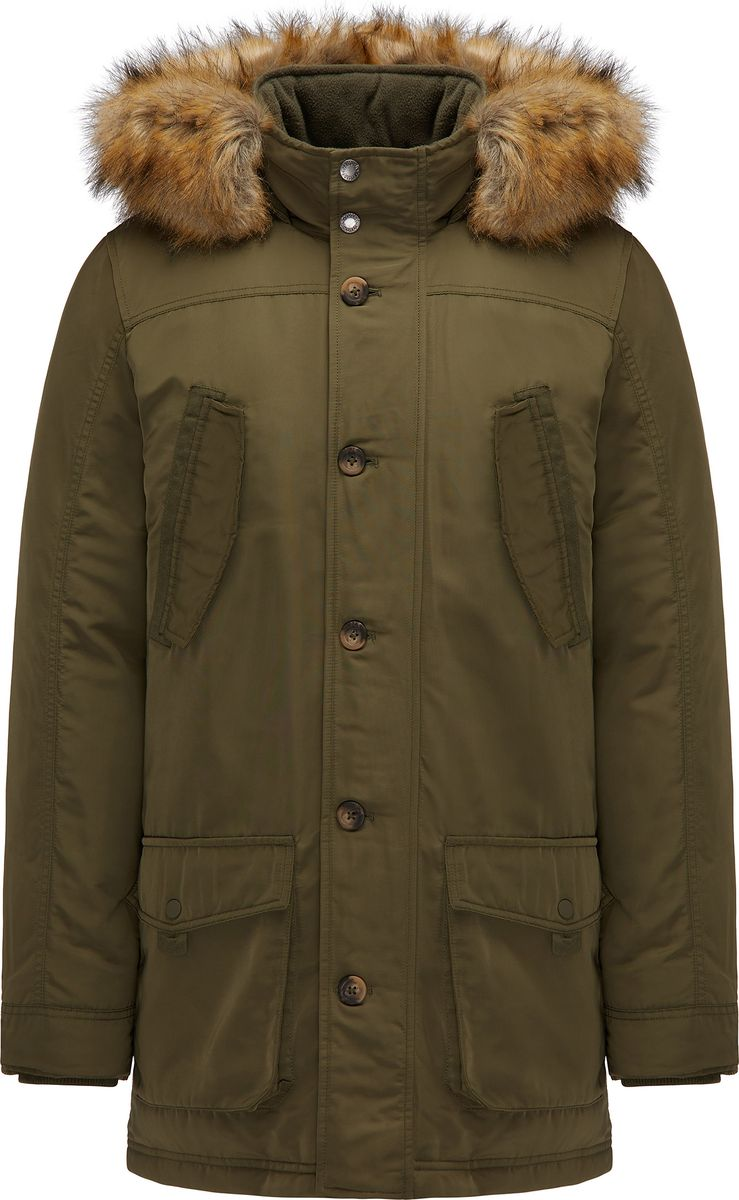 Куртка MUSTANG Padded Parka nowley 8 5624 0 1