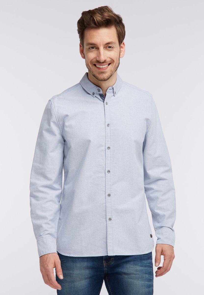 Рубашка MUSTANG рубашка мужская mustang цвет красный синий 1006099 11060 размер xxxl 56