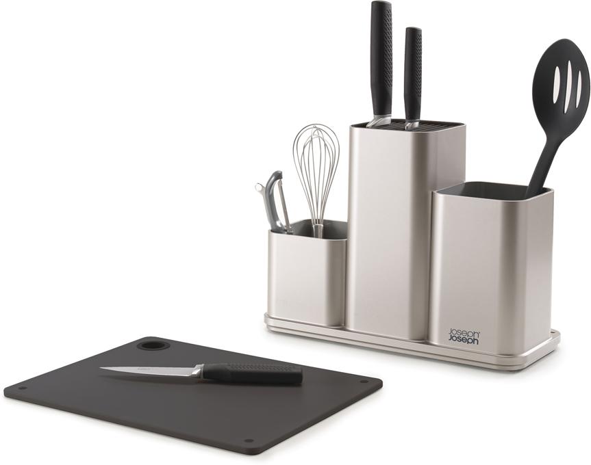 Кухонная подставка Joseph CounterStore, цвет: серый