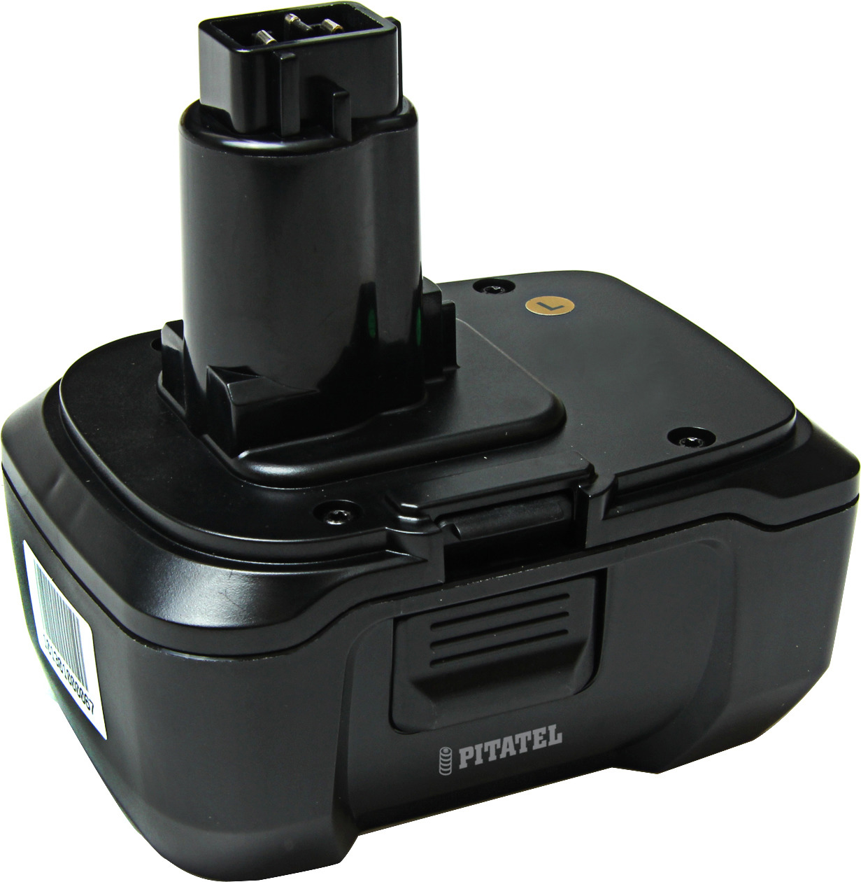 Аккумулятор для инструмента DEWALT Pitatel TSB-016-DE18B-30L, черный аккумулятор для инструмента dewalt pitatel tsb 021 de24 30m черный