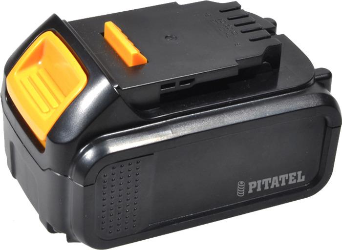 Аккумулятор для инструмента DEWALT Pitatel TSB-195-DE18C-40L, черный аккумулятор для инструмента dewalt pitatel tsb 021 de24 30m черный
