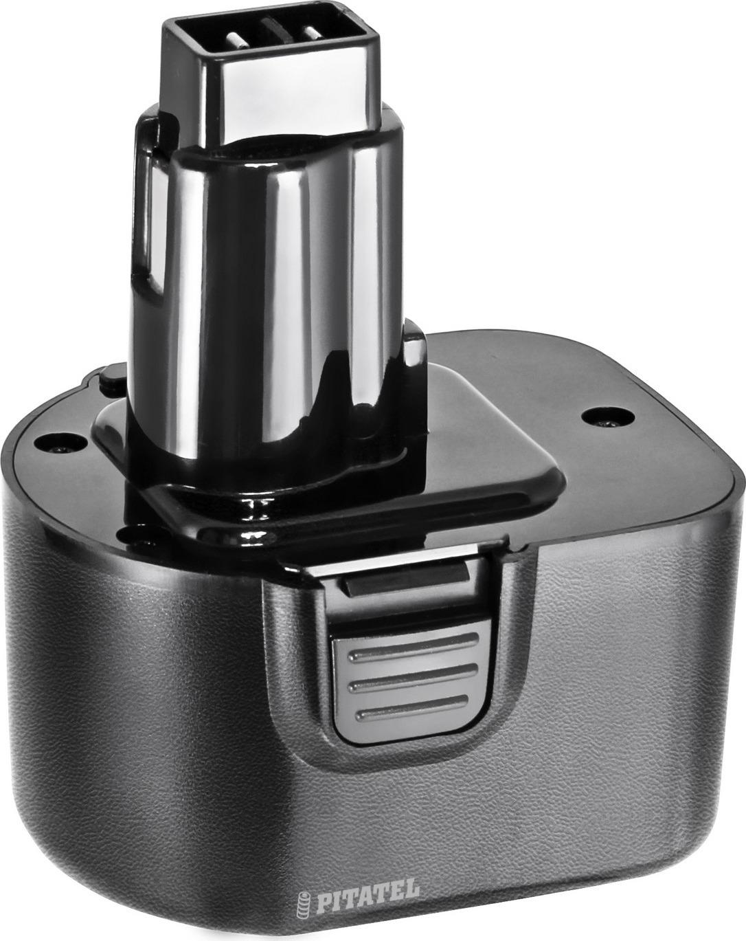 Аккумулятор для инструмента Pitatel для DEWALT. TSB-056-DE12/BD12A-33M 2x 12v 3 0 ah 3000mah nimh replacement battery for dewalt cordless power tools de9037 de9071 de9072 de9074