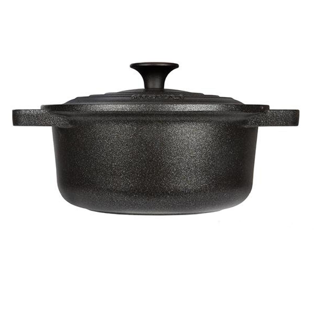 Кастрюля Risoli Le Pignatte, с крышкой, диаметр 20 см