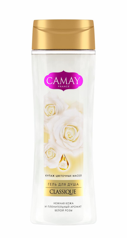 Camay Гель для душа Classique, 250 мл camay гель для душа французская лаванда 250мл