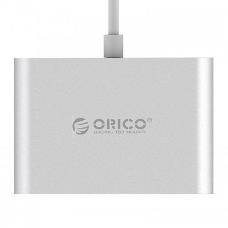USB-концентратор Orico RC3A-SG, Grey недорого