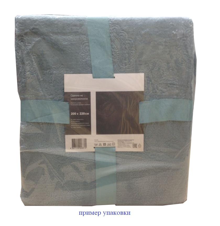 Плед Элегант Цвет: Салатовый (200х220 см) цена