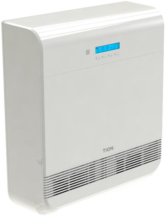 Очиститель воздуха TION бризер O2 Mac, белый вентиляционная установка tion o2 mac