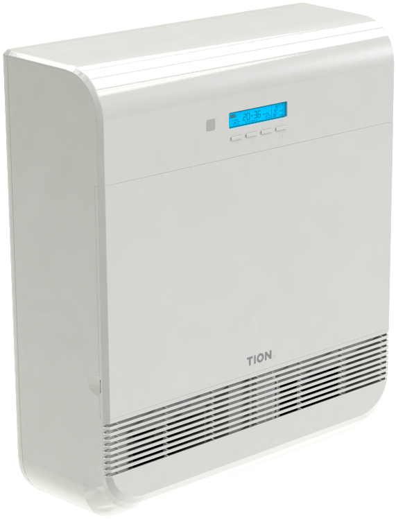 Очиститель воздуха TION бризер O2 Base, белый цена