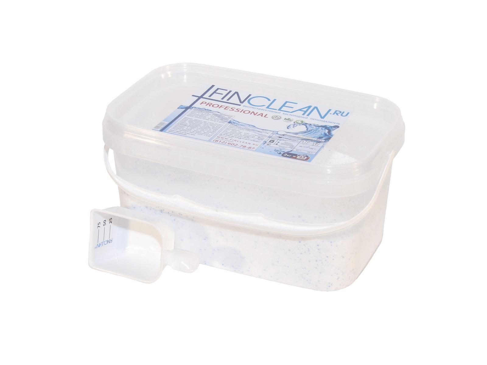 Пятноудалитель FINCLEAN.RU Professional Oxy-Eco, 120132, 2 кг