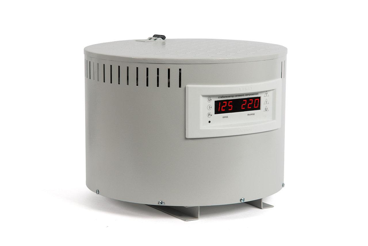 Стабилизатор напряжения SKAT  STP-5000, белый