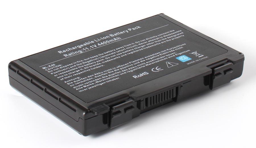 Аккумуляторная батарея AnyBatt, 11-1145, совместима с Asus A32-F82, A32-F52, L0690L6, A32-K40, A31-F52, L0A2016, 90-NVD1B1000Y, CS-AUF82NB аккумулятор asus a32 f82 for k40 k50 p50
