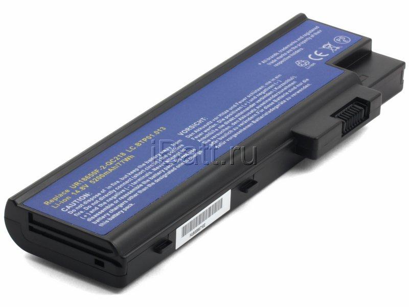 Фото - Аккумуляторная батарея AnyBatt, 11-1155, совместима с Acer BTP-BCA1, 3UR18650Y-2-QC236, LIP-6198QUPC, 4UR18650F-2-QC218, LIP-6198QUPC SY6, MS2196, BT.00807.010, BT.00804.011, BT.00803.018, 916C4890F aspire breeze 2 aio kit