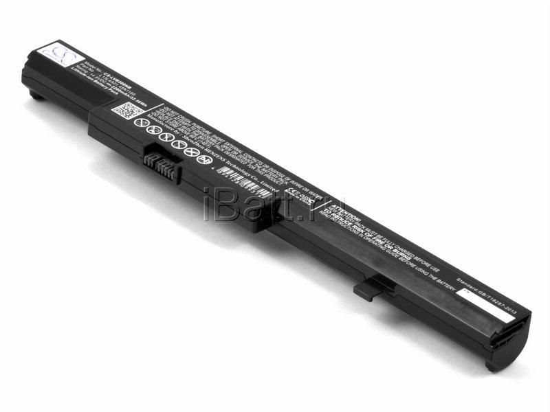 Аккумуляторная батарея iBatt iB-A1050 2200 мАч. Совместима с IBM-Lenovo L13L4A01, L13S4A01, L13M4A01, L12L4E55, L12M4E55, 45N1185, 45N1184, L12S4E55. цена 2017