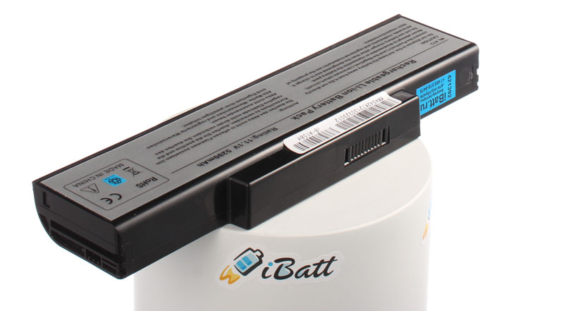 Аккумуляторная батарея iBatt, iB-A158H, 5200 мАч for asus k73t x73t k73ta k73tk r73t latop motherboard qbl70 la 7553p hd7670m 1gb mainboard 100