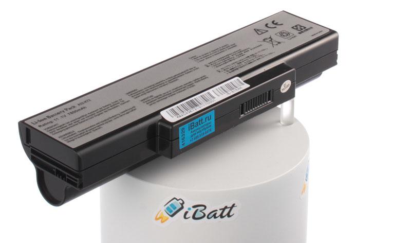 Аккумуляторная батарея iBatt, iB-A164H, 7800 мАч for asus k73t x73t k73ta k73tk r73t latop motherboard qbl70 la 7553p hd7670m 1gb mainboard 100