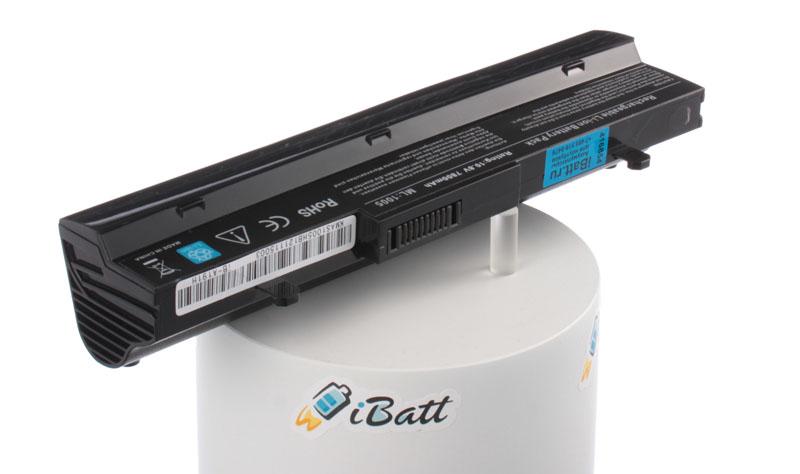 Фото - Аккумуляторная батарея iBatt iB-A191H для ноутбуков Asus, 7800 мАч аккумуляторная батарея topon top 1005h 5200мач для ноутбуков asus eee pc 1001px 1001ha 1005ha 1005hag 1005he 1005hr 1005peb 1101ha