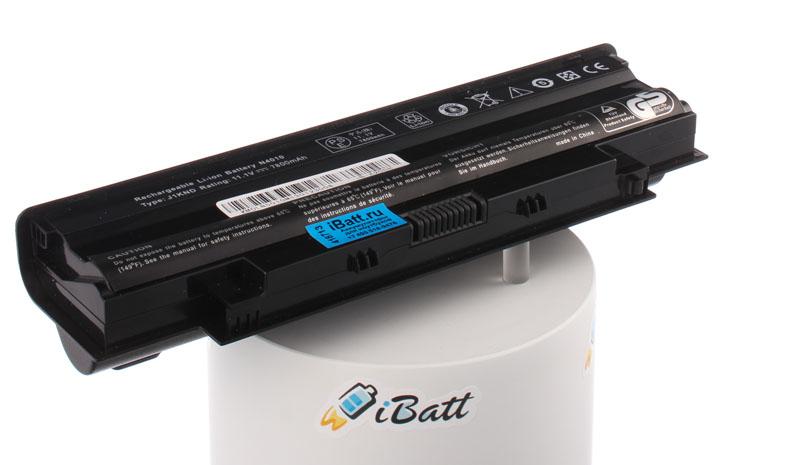 Фото - Аккумуляторная батарея iBatt iB-A205H для ноутбуков Dell, 7800 мАч аккумуляторная батарея для ноутбуков dell 4 cell для dell inspiron latitude venue 451 bbme