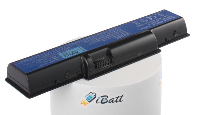 Аккумуляторная батарея iBatt iB-A279H для ноутбуков Acer, 5200 мАч монитор emachines e220hqv