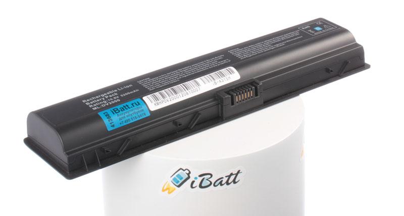 Аккумуляторная батарея iBatt iB-A315H для ноутбуков HP-Compaq, 5200 мАч цены