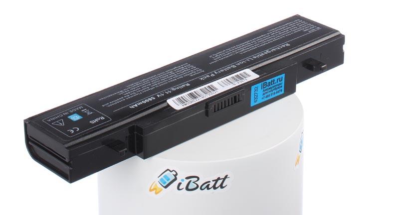 Аккумуляторная батарея iBatt iB-A387X для ноутбуков Samsung, 6800 мАч аккумулятор для ноутбука ibatt для samsung rc510 s03 rc720 s01 rv515 s01 rv515 s07 rv520 a01 270e5e x06 300v4a a04 300v5a s0w 305v5a a01 350v5c s1f 550p5c s01 r425 js02 r528 da01 r730 jb02 rc510 s05 rf510 s02