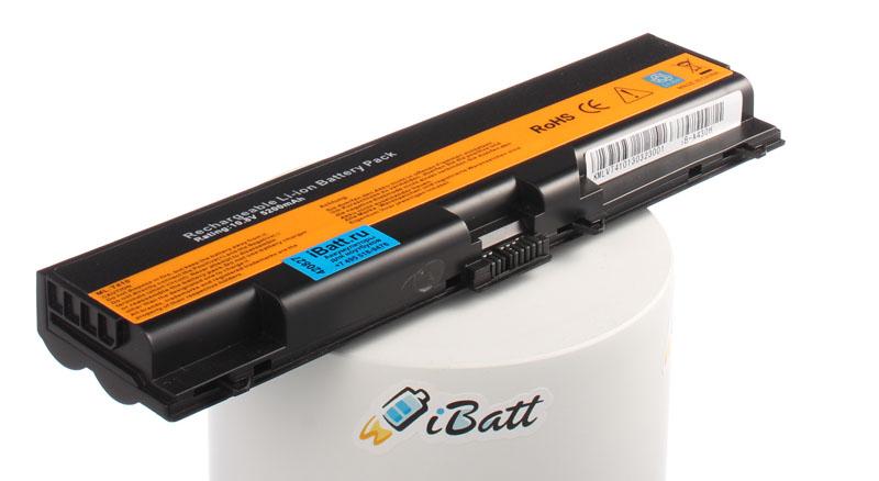 Аккумуляторная батарея iBatt iB-A430H 5200 мАч. Совместима с IBM-Lenovo 45N1010