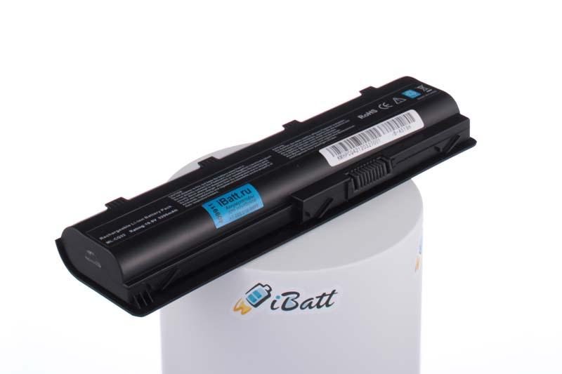цена на Аккумуляторная батарея iBatt iB-A519H 5200 мАч. Совместима с HP-Compaq MU06, 593553-001, HSTNN-LB0W, 593562-001, HSTNN-F02C, 593554-001, HSTNN-UB0W, HSTNN-UBOY, MU09, WD548AA, HSTNN-UBOW, HSTNN-F01C, HSTNN-Q62C