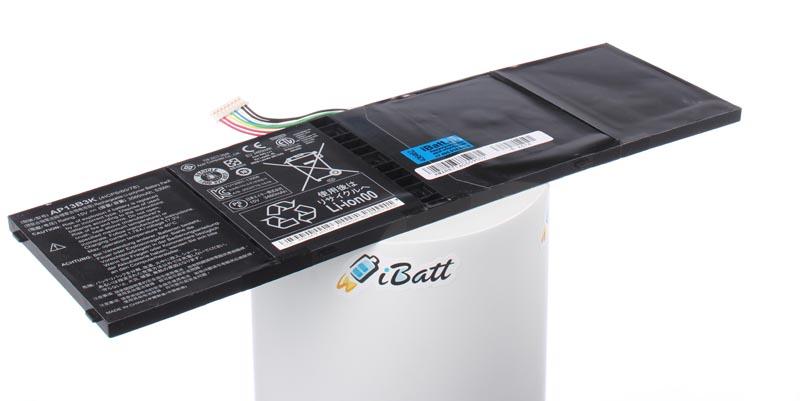 Аккумуляторная батарея iBatt iB-A674 3000 мАч. Совместима с Acer TIS 2217-2548 russian keyboard for acer aspire v5 v5 531 v5 531g v5 551 v5 551g v5 571 v5 571g v5 571p v5 531p m5 581 ru
