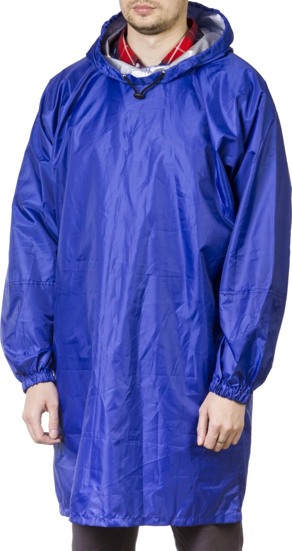Плащ-дождевик Зубр Профессионал, цвет: синий. Размер S-XL. 11615