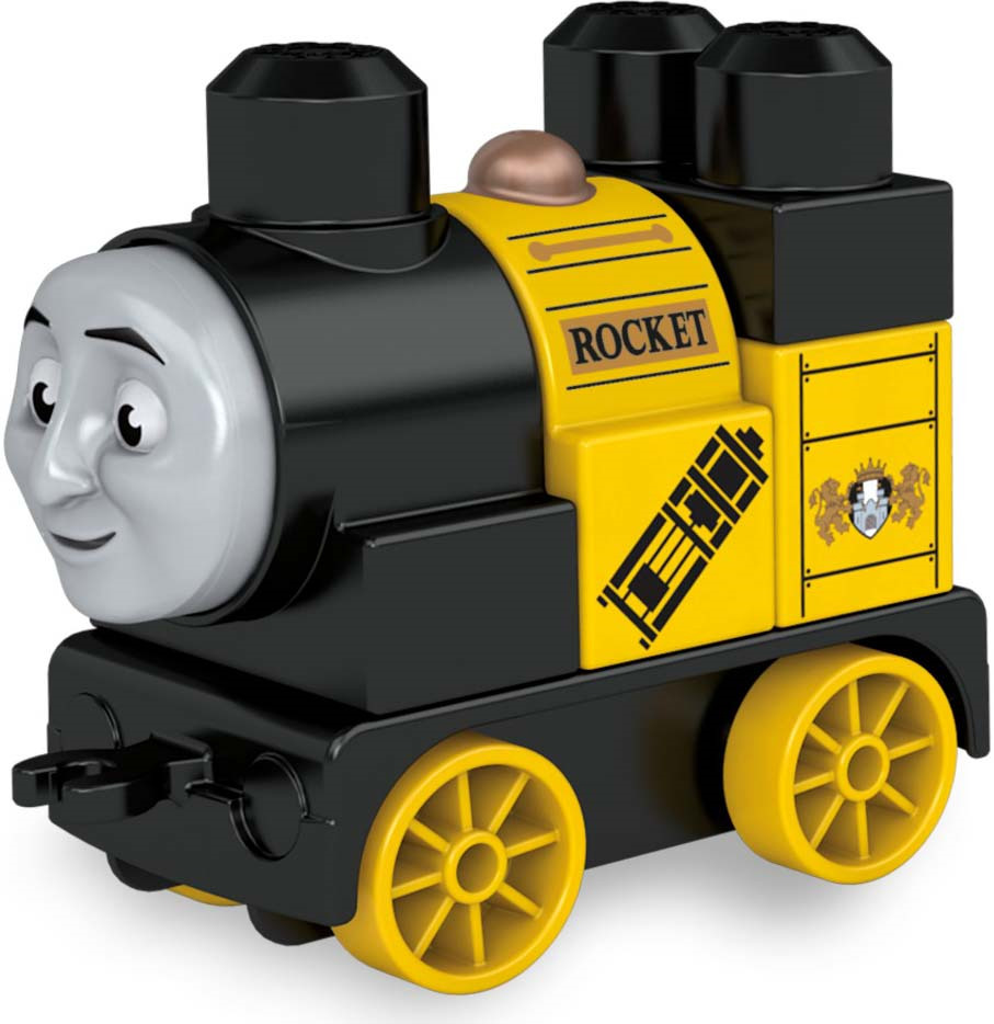 Mega Bloks Thomas & Friends Конструктор Паровозик Степхен DXH47_FWF00 все цены