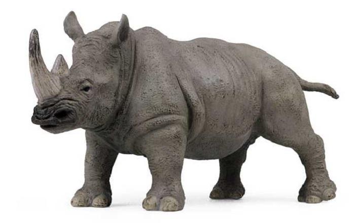 Фигурка АБВГДЕЙКА Носорог, PE1011PE1011Носорог -прекрасная игрушка из каучука с мягкой набивкой. Являются точной копией настоящего животного . Физические возможности каучука дают отличную возможность создавать игрушку с большим количеством деталей, выделить даже структуру кожи носорога. Отличная проработка деталей за счет нанесения раскраски вручную, выглядит очень реалистично. Помимо этого, такая игрушка очень легкая и приятна на ощупь.
