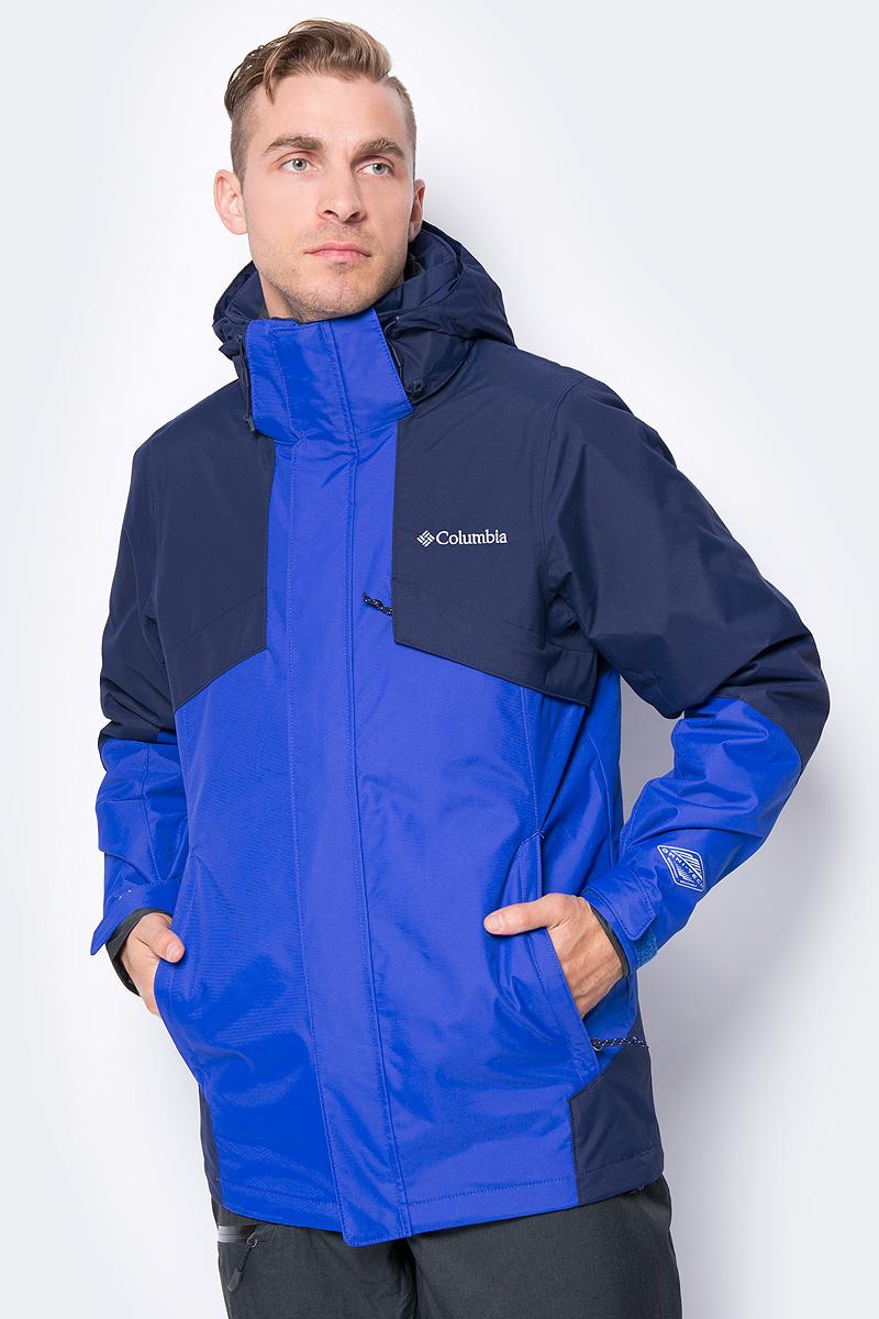 Куртка Columbia гидро ветрозащитная паропроницаемая мембрана изоспан as 70м2