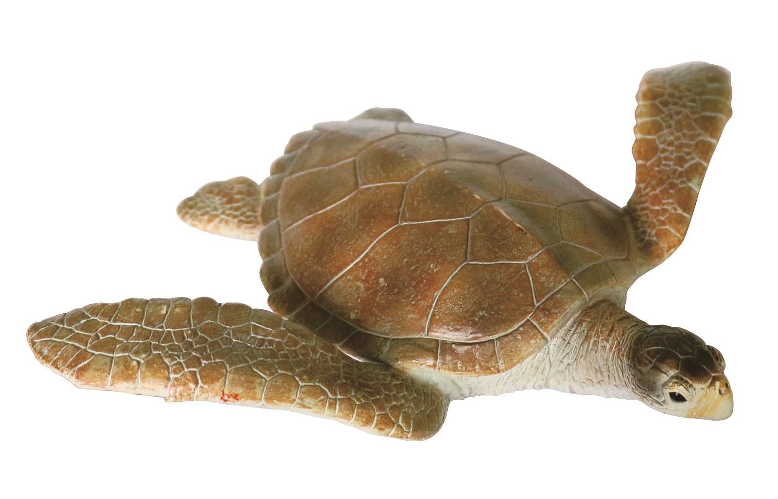 Фигурка АБВГДЕЙКА Фигурка Черепаха, 24 см, RW0013