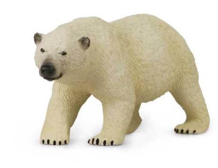 Фигурка АБВГДЕЙКА Белый медведь ,28 см, фигурка, PE1009