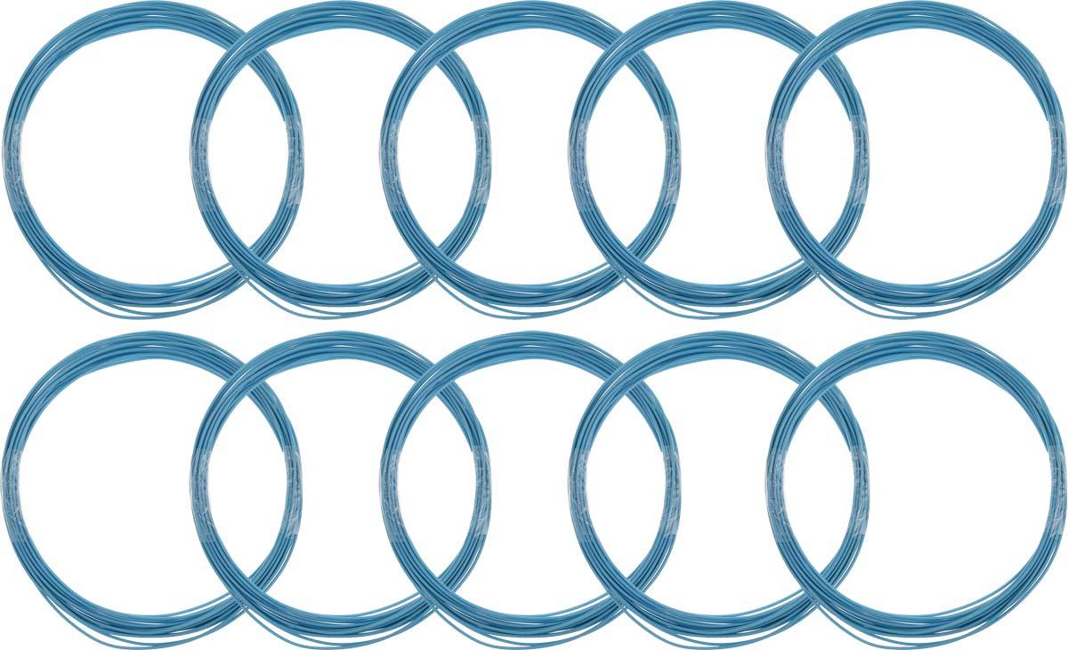 Spider Box пластик PLA, Light Blue 10 м 10 шт plotnik82 2018 10 13t20 00