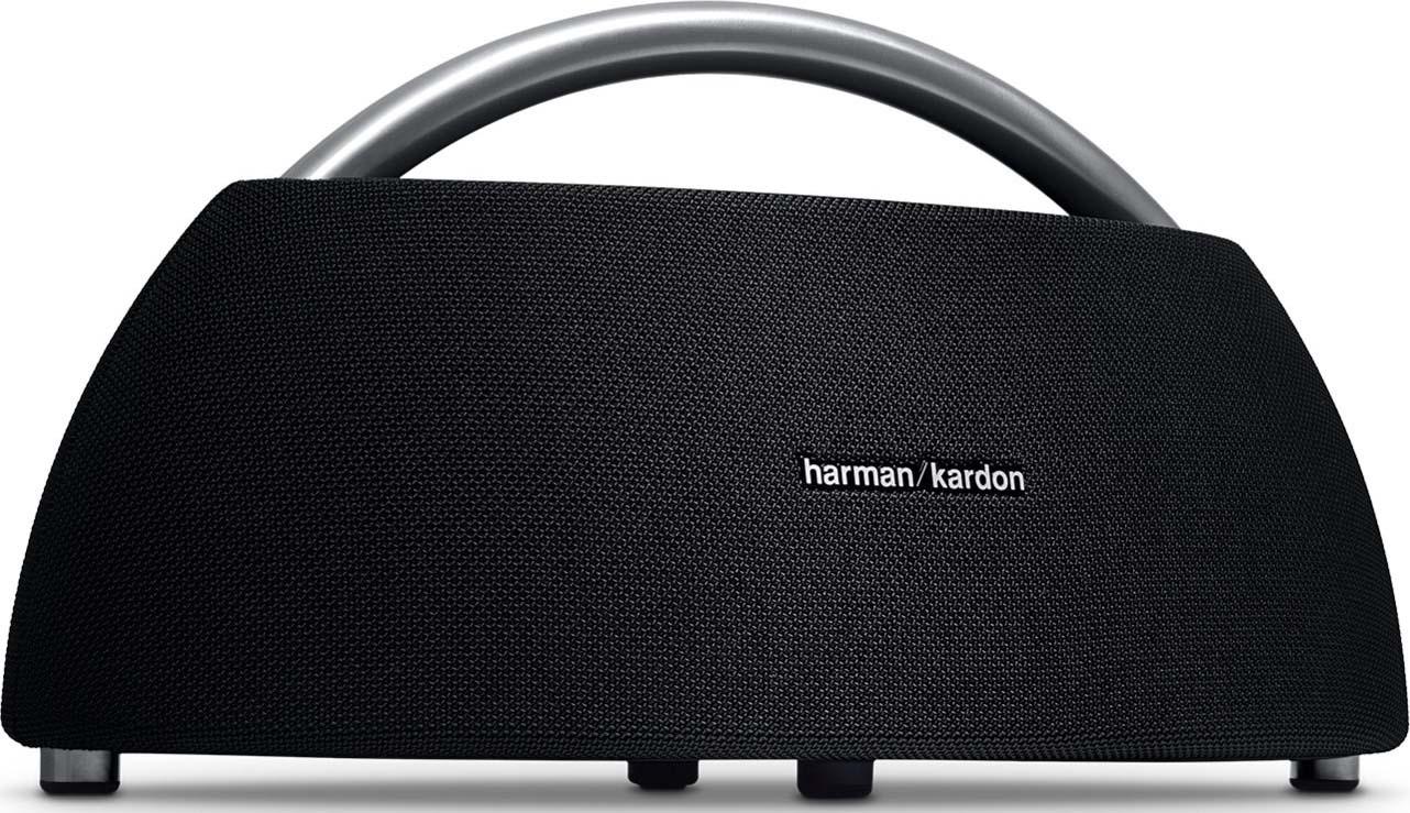 Портативная акустическая система Harman Kardon Go + Play Mini, Black аудиосистема для мотоцикла avis мт185 black