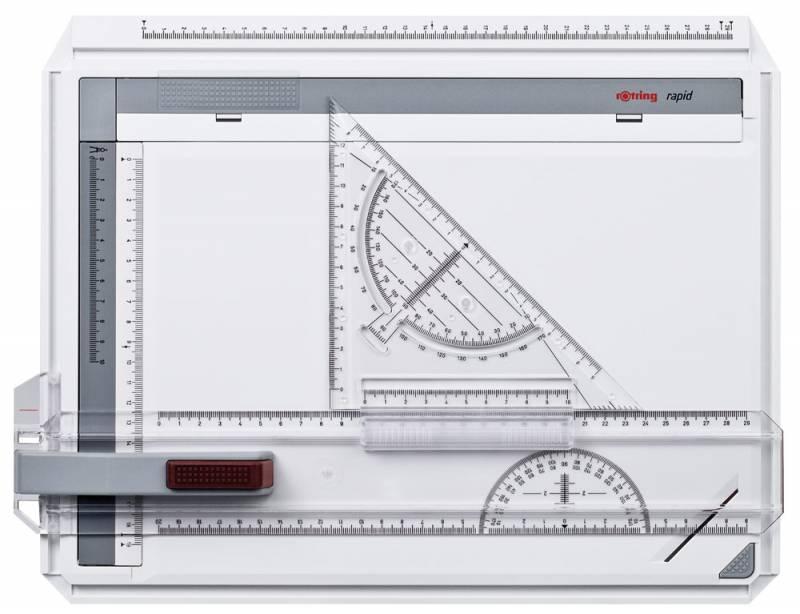 Чертежная доска Rotring Rapid, формат A4